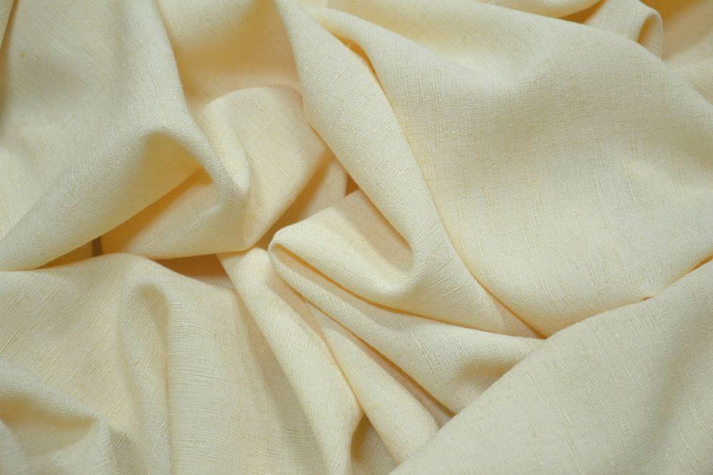6a50134520 Tkanina len silba kolor żółty - Len Silba   Len - ID  C088-11660 ...